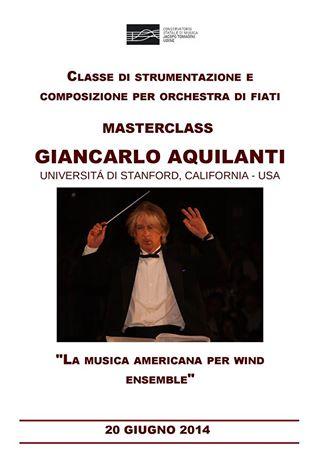 masterclass Aquilanti