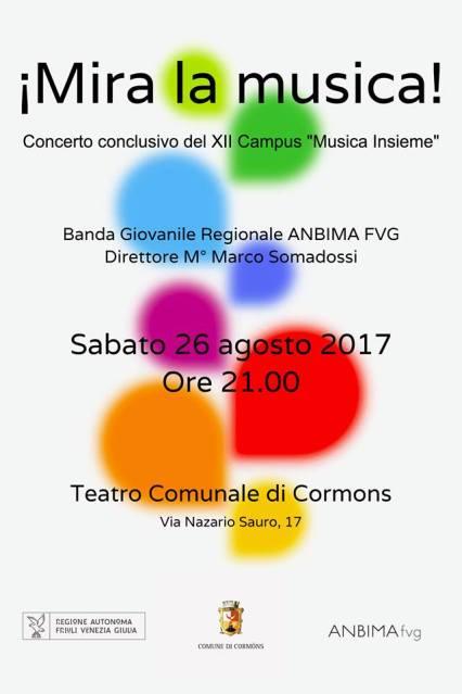 Concerto Cormons