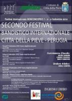 II festival città della Pieve 2018